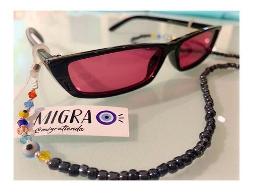 correa/ sujetador de gafas/ lentes/ anteojos.