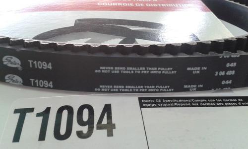 correa tiempo chevrolet optra desing gate orig.(162 dientes)