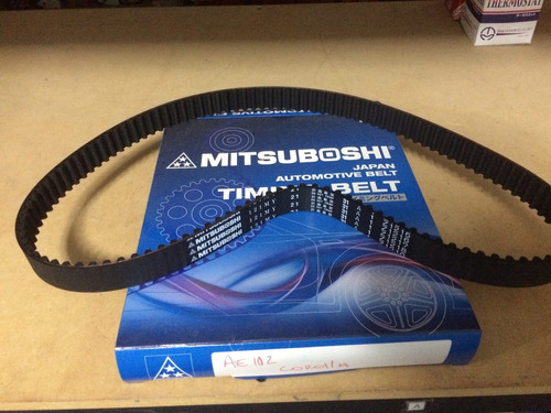 correa tiempo corolla 1.8 1993 al 2002 mitsuboshi japone