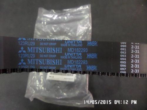 correa tiempo mits l300 2.0 tiggo 123 dientes orig japon