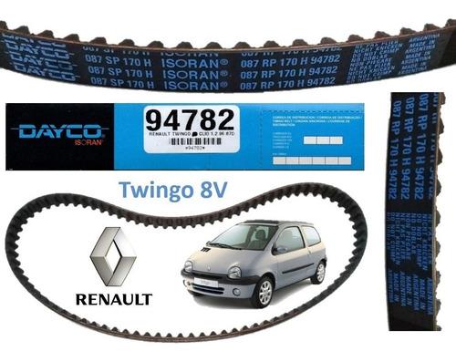 correa tiempo renault twingo 1.2 8v 2000 2001 2002 2003 2004