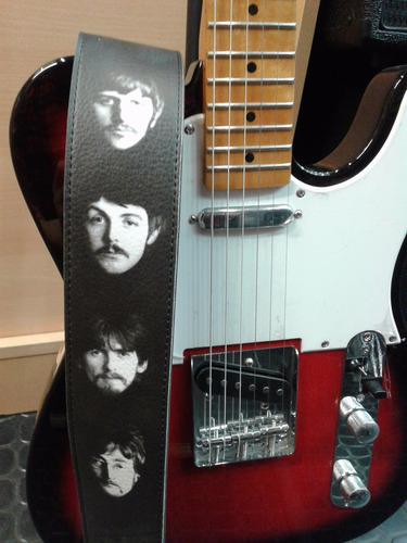 correa tijuana modelo the beatles para guitarra o bajo