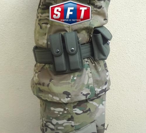 correaje militar accesorios