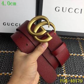 fc824c44023c8 Correa Gucci Roja en Mercado Libre Colombia