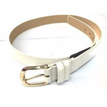 Cinturon Dama Le Sak Hh- Blanco