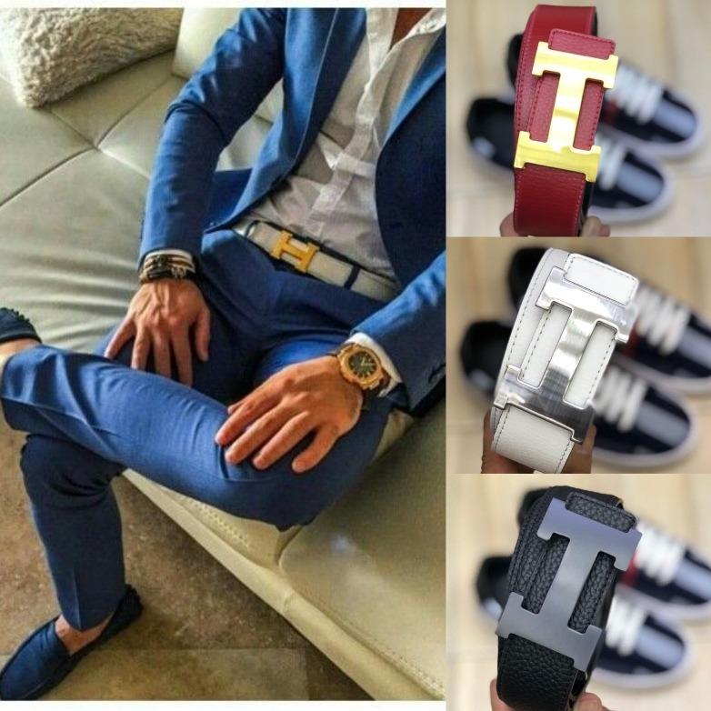 bastante agradable dc167 bed42 Correas Cinturones Hermes Hombre Y Mujer