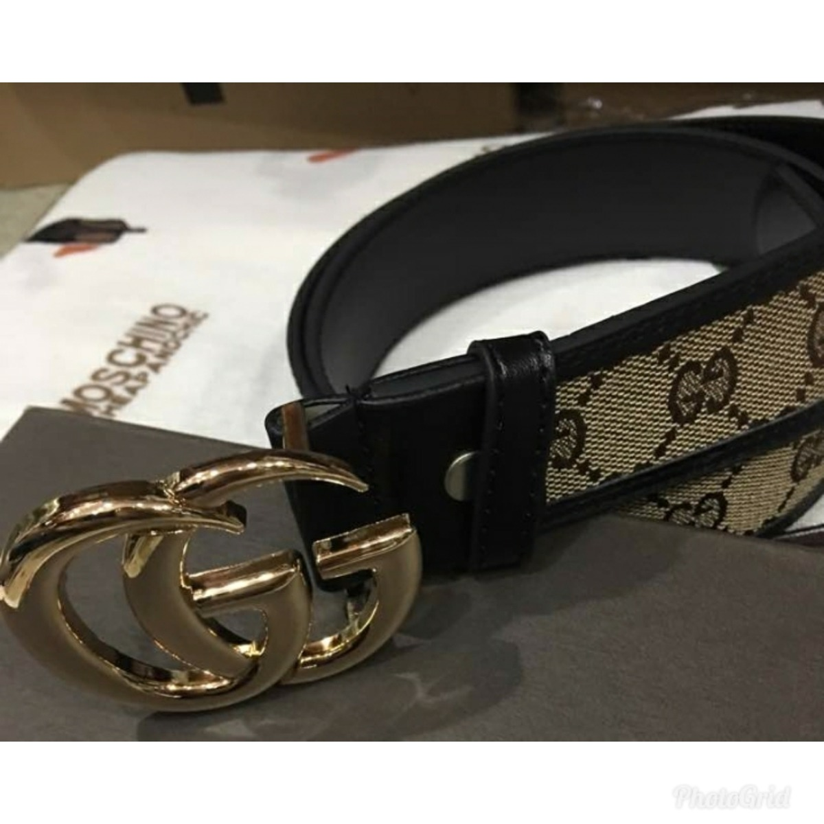 31756ba56 Correas Gucci Y Lv Unisex Al Mayor Y Al Detal - Bs. 1.500,00 en ...