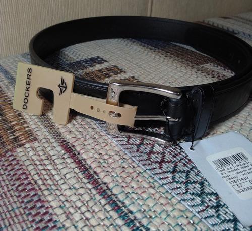correas hombre dockers original cinturón 30-32 no renzo cost