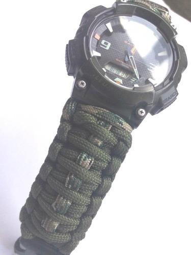 correas para relojes en paracord
