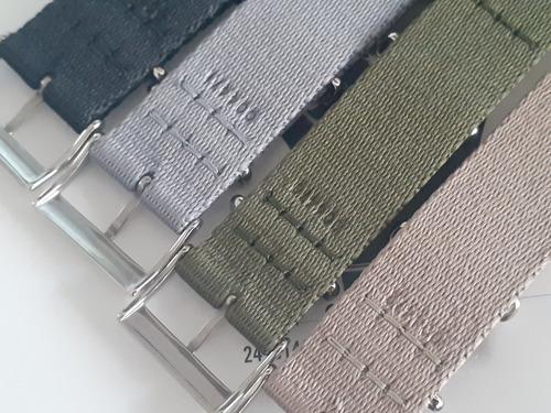 correas swissarmy victorinox modelos original nylon nuevas