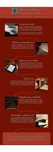 corrección de estilo ortográfica, ortotipográfica, literaria