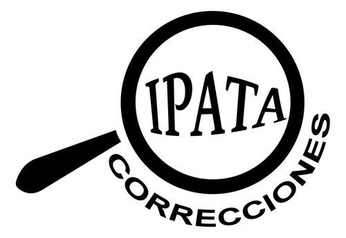 corrección de textos (tesis, novelas, normas apa, etc.)