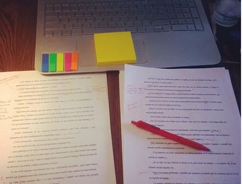 corrección, edición, redacción y traducción de textos