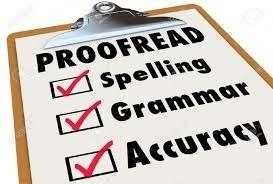 corrección y edición de textos inglés papers tesis artículos