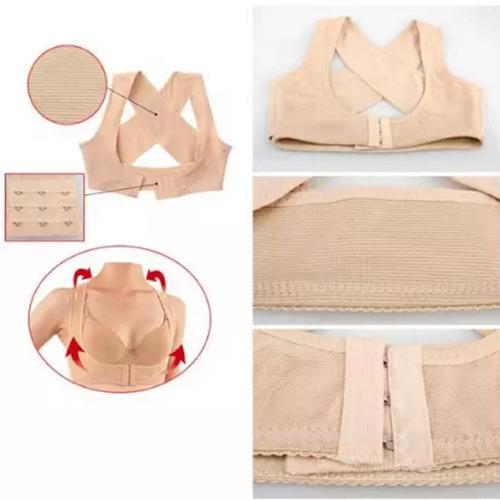 corrector de postura ajuste perfecto para mujer