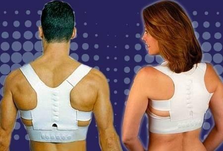 corrector de postura con imanes promocion!!! 2x