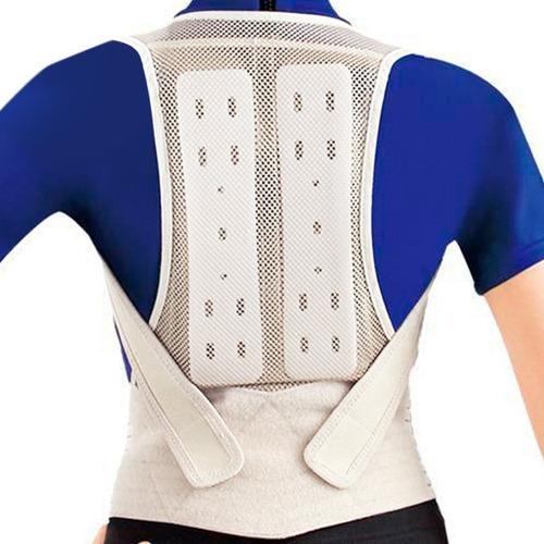 corrector de postura espalda soporte ortopédico unisex t200