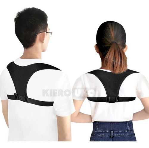 corrector de postura espaldera espalda chiquito discreto