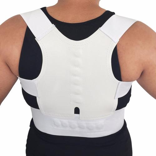 corrector de postura hombre resistente tensores alta costura