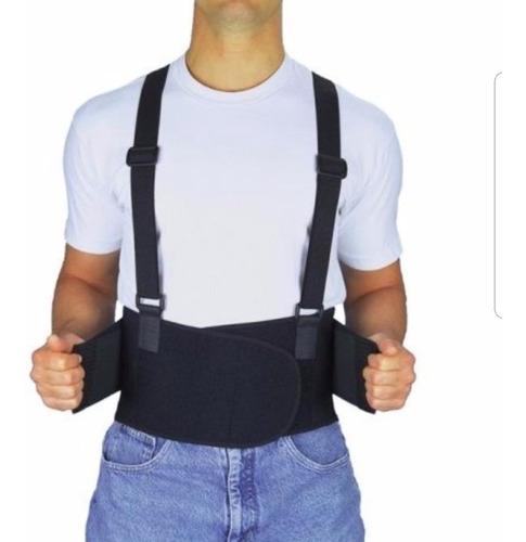 corrector de postura y fajas para problema lumbar