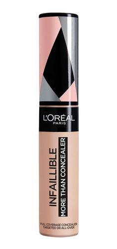 corrector l'oréal parís infallible 24hs full wear x 11ml