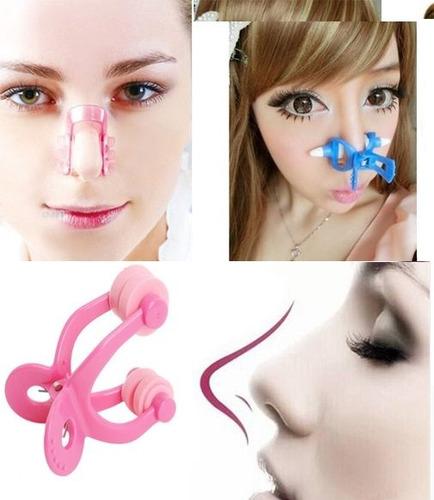 corrector nariz respingador nasal x 3