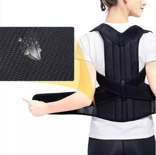 corrector postura espalda hombros + envío gratis