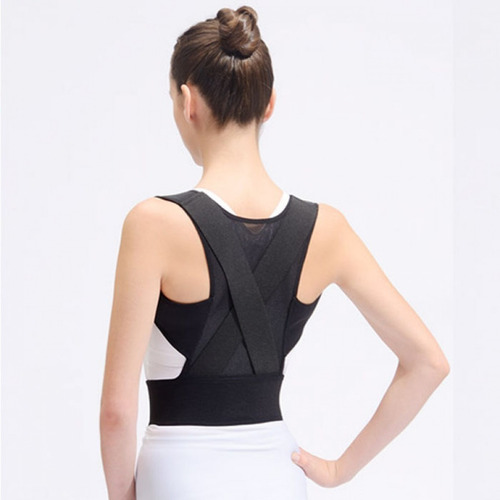corrector postura magico espalda dolor posture unisex negro