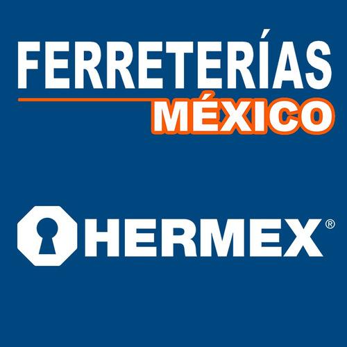 corredera extension total 3.5 cm x 50 cm hermex 43288