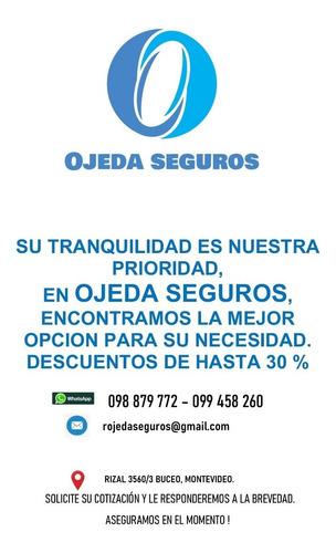 corredores de seguros ojeda seguros descuento de hasta 40%!!