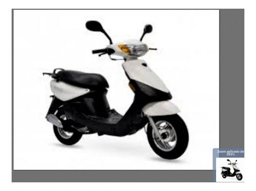 correia 669 scooter new shineray