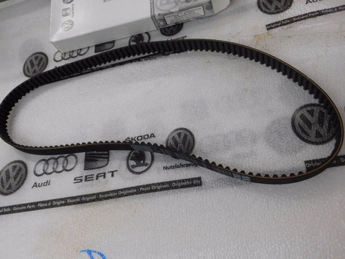 correia dentada fox polo golf original volkswagen 030109119a