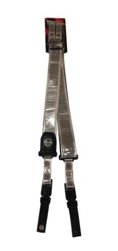 correia di marzio cliplock dd2425c - couro prata