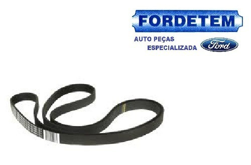 correia motor ford focus duratec 2.0 16v 05/09 6pk2187/88