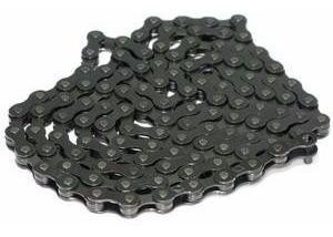 corrente 1/2 x 1/8 x 114 - p/ bicicleta s/marcha  marca tec