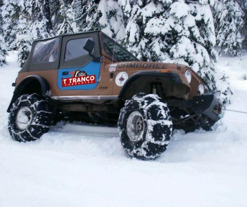 corrente antiderrapante para pneus (neve) aro 18,cod nv06
