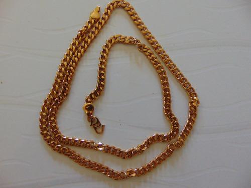 corrente banhada a ouro frete grátis.