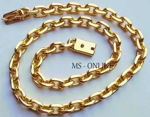 corrente banhado ouro