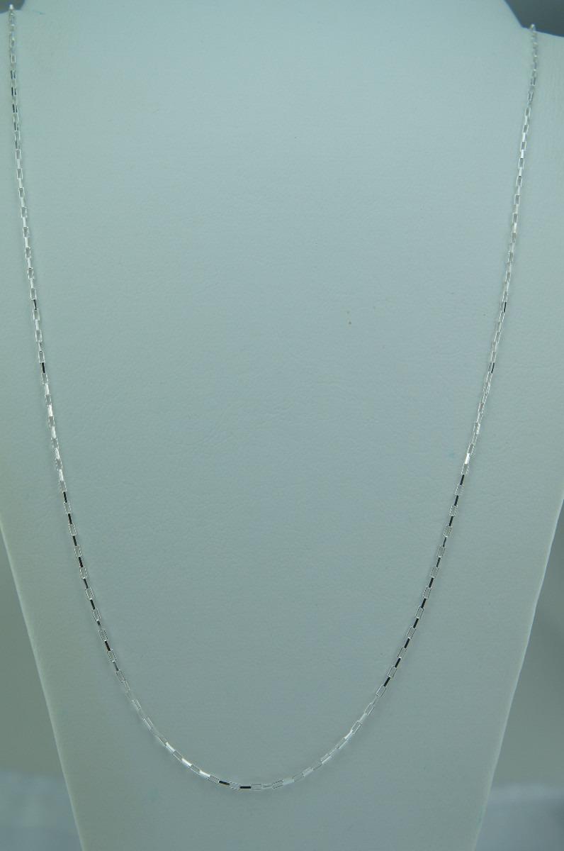 157b2670c31 corrente cadeado cartier masculina 60 cm (v-3) prata 925. Carregando zoom.