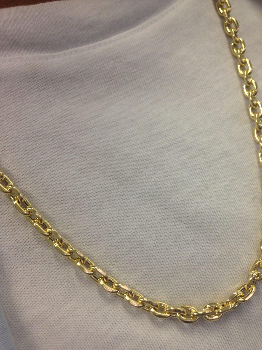 a4495bb4c2c corrente cartier 20 gramas ouro 18k 60 cm. Carregando zoom.