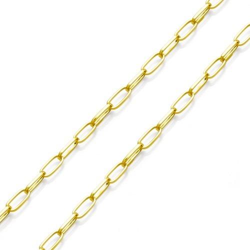 a634f4ad8c3 Corrente Cartier De Ouro 18k 3mm 60 Cm 4