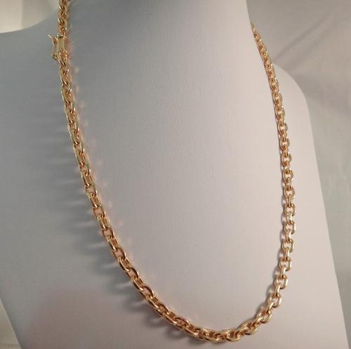 corrente cartier em ouro 18k 750 italiana promoção