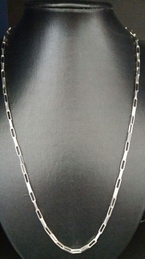 804eafe50ff7 Corrente Cartier Grosso 60 Cm 2,8 Mm 10 Gramas Em Prata 925
