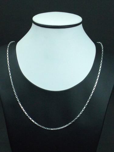 corrente cartier prata 925 3mm porta jóias de brinde