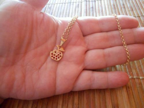 corrente colar feminino ouro