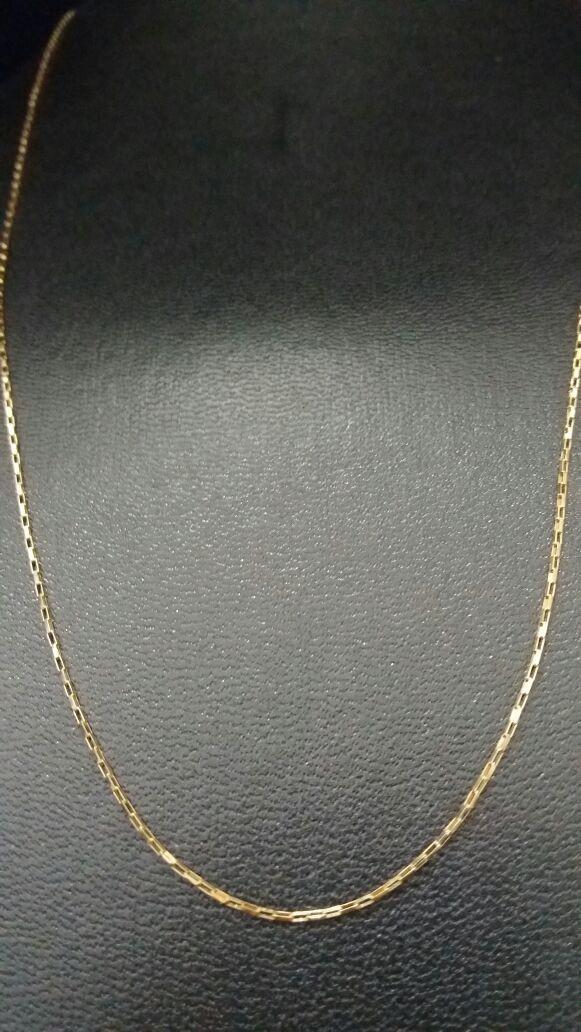 b68504dada1 corrente cordão cartier 60cm masculino ouro 18k frete grátis. Carregando  zoom.