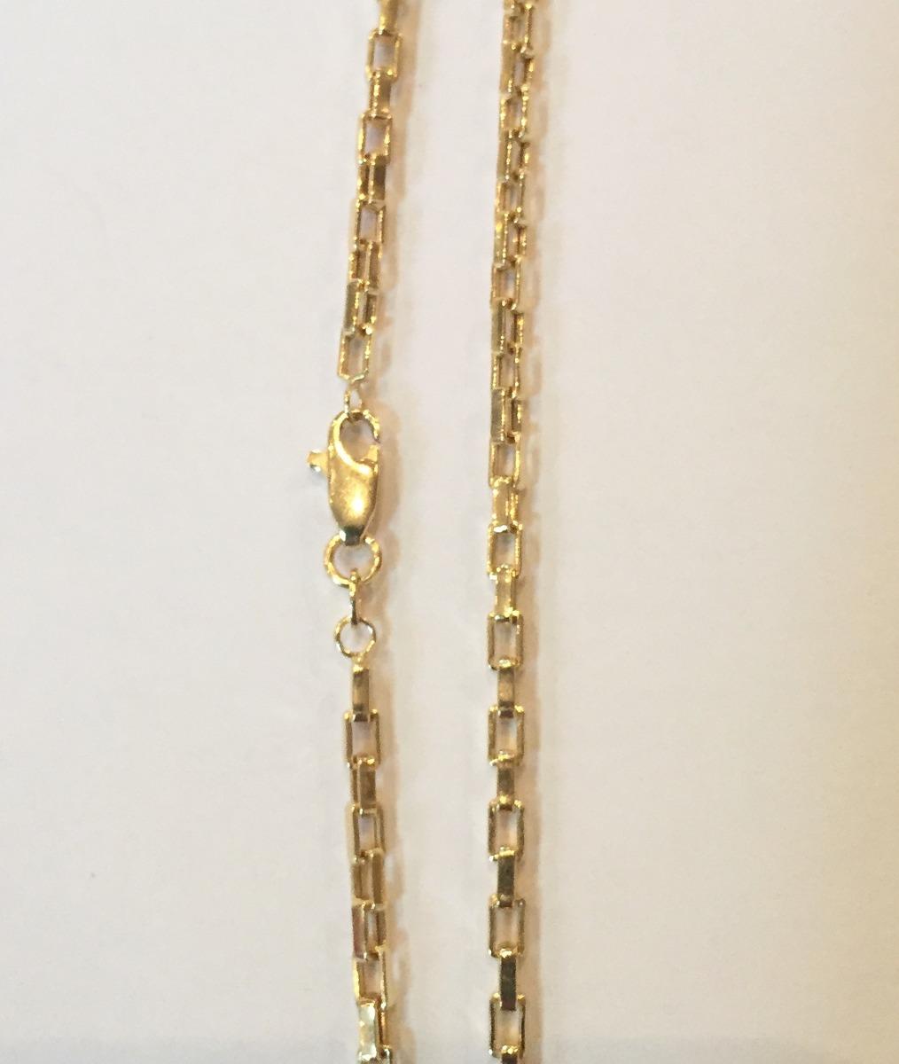 0bf55ec0bbf corrente cordão de ouro 18k cartier quadrado 7 gramas. Carregando zoom.