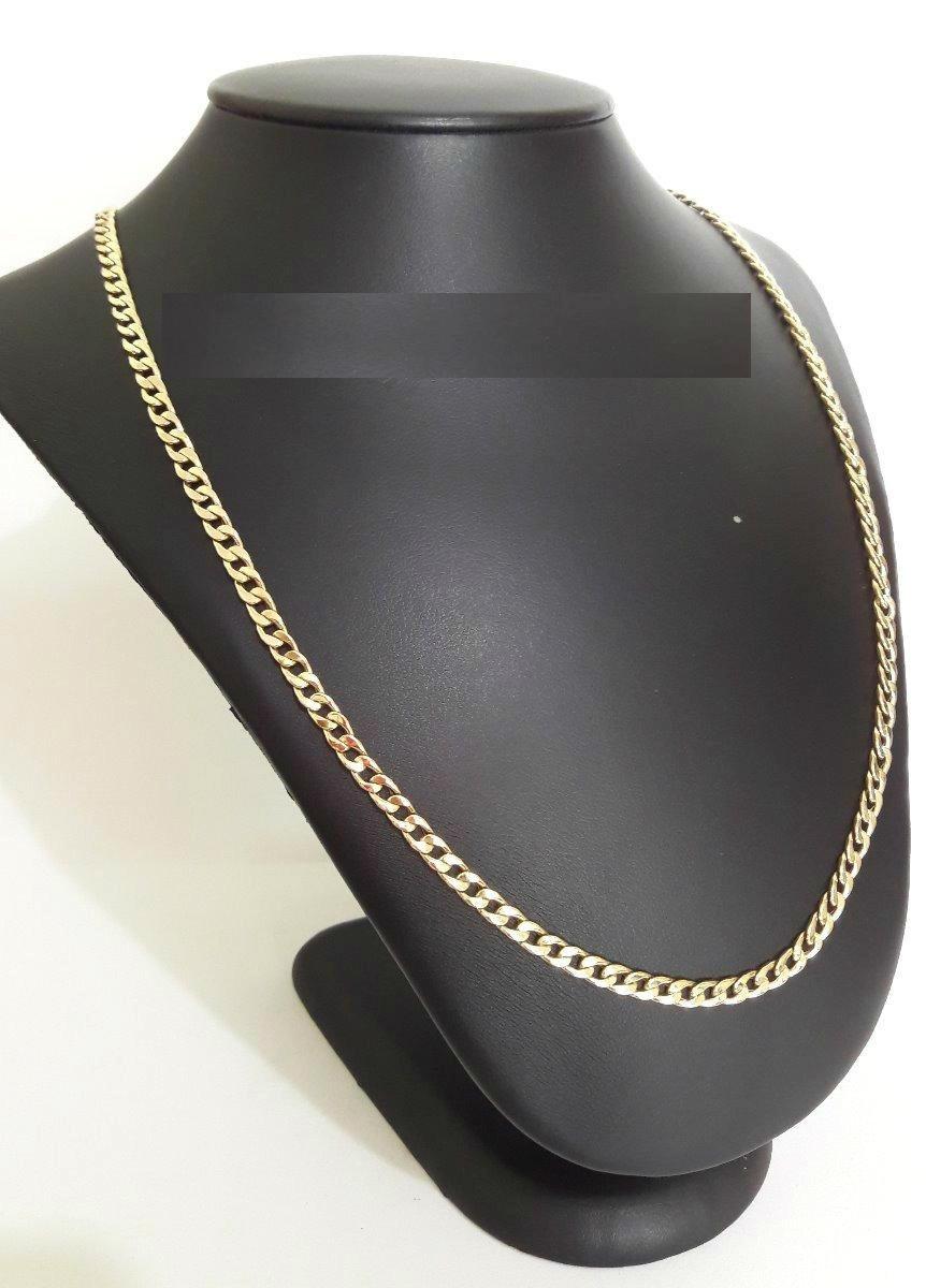 55bd9490b0262 corrente cordão grumet 13 gramas 4mm ouro 18k 750 c garantia. Carregando  zoom.
