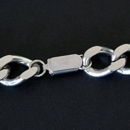 corrente de aço grumet grossa 60cm / 1.2cm