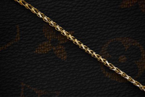 corrente de ouro 18k 750 i 60 cm i italiana i cordão i colar